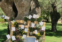 Decoracion boda si finca