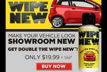 ▶ Wipe New Review-The Best Car Restorer Ever - YouTube