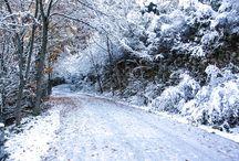 Μια Ελλάδα χιονισμένη!