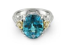 Zircon or Turquoise - December Birthstones