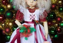 roupa e boneca pra festa