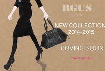 NEW COLLECTION 2014-15 / Prochainement la nouvelle collection de sacs haut de gamme RGUS