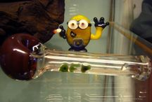 Cocha Glass / Glass work from Cocha My inspiration is all the amazing artwork I have seen while learning about glass & all the great glass blowers who go out of there way to teach the art for free, like Dustin Revere of Revere glass and Red Beard from Pot TV, to name a couple.