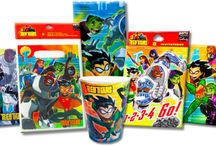 Teen Titans Birthday Party Ideas, Decorations, and Supplies / Teen Titan Supplies from www.HardToFindPartySupplies.com, where we specialize in rare, discontinued, and hard to find party supplies. We also carry several of the more recent party lines.