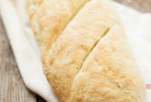 Recipes: Bread / by Teri Barthelmes