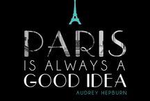 Ahh, Paris, Paris, Paris!
