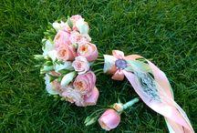Wedding bouquet / Bouquet