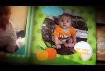 Baby Birthday Video