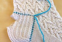 The secrets of knitting