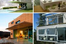 Good ideas / How many of these are there in the world,the design guru that thought these as homes is a genius ... Brilliant idea. / by Vanessa Oliver