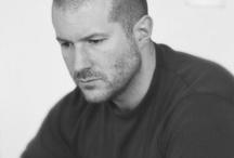 JONATHAN IVE / Jonathan Ive - projektant i starszy wiceprezes ds. wzornictwa przemysłowego Apple