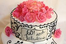 Mom in law 60th cake