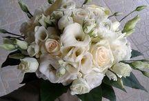 Wedding / Esküvői virágok és dekorációk