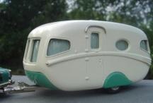 Vintage Glam Camping / by Melinda Anderson