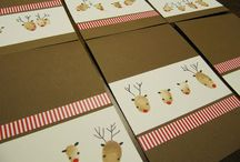 Christmas / Christmas cards, decoration etc everything beautiful and lovely