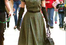 50's style / Vintage fashion