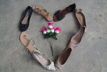 Shoes / Shoes, heart, flower, vintage, nude, look, day, smile, lifestyle