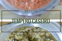 TEMPERO CASEIRO CARNES VERMELHAS