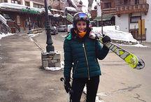 Ski fashion/ après ski fashion