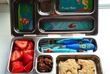 dean's lunch choices / by Jenny Fazzolari