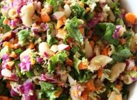 Recipes-Sides / by Annie Wagner Czaruk