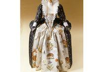 Elizabethan Dresses