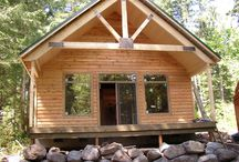 Winton Cottages / Prefab cottages and designs by Winton Homes in British Columbia Canada.