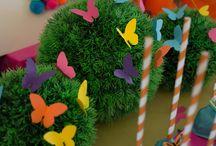 Festa A Tema Farfalla