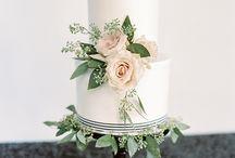 Wedding Cake! / Caca milis