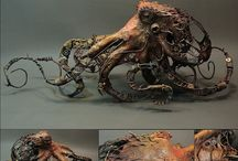 Octopussy....007. lol / by Olivia Strohaver