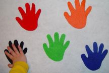 Activities to Teach Colors to Preschoolers / by Stacey Feehan