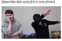 A. Dan and Phil❤