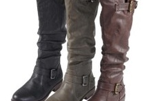 Boots / by Zakiya Leavell