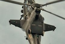 Helicópteros Chinos / Aviación