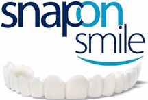 Snap-On-Smile / The solution to crowded teeth, spacing between teeth, missing gaps, teeth whitening, dentures and implants without the need for injections or drilling!