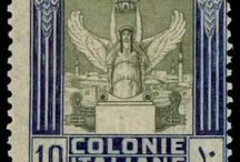 Italy - Libia Colony Stamps