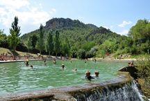 Watervallen & Bergmeren Tarragona