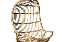 WICKER and RATTAN and BASKETRY