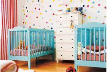 Baby Nursery Inspiration / Nursery and baby decor