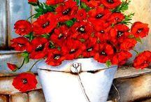 Květiny v obrazech