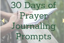 Prayer Journal / by Connie Drury