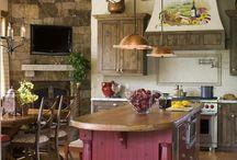 Kitchen love / by Heather Rapp
