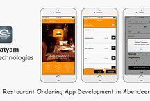 Restaurant Ordering App Development in Aberdeen