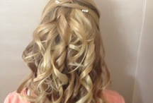 Hairstyles / by Janice Weddle