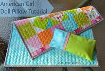 Doll Quilts / by Sew Fresh Quilts
