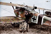 planes WW I