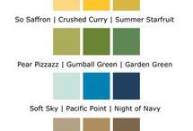Color Inspo / Color Inspiration