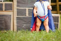 Little Super Heros!