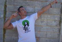Shooting the Shirt / Tshirt Terrorist Tshirts captured in the wild