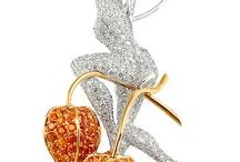 Jewelry- orange